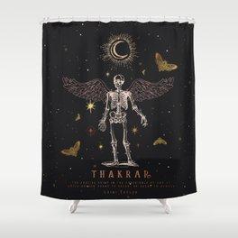 Dread & Wonder Shower Curtain