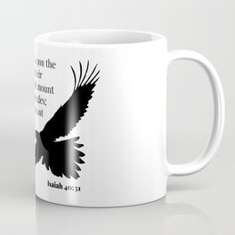 Mount Up as Eagles (2) Coffee Mug
