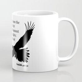 Mount Up as Eagles (2) Coffee Mug