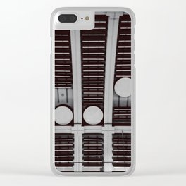 tempo Clear iPhone Case