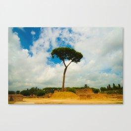 Rome. Canvas Print