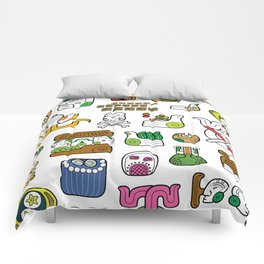 New Maya Language Comforters