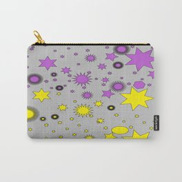 Shapes of Color Carry-All Pouch