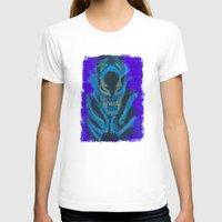 xenomorph T-shirts featuring Alien Xenomorph  by Dukesman