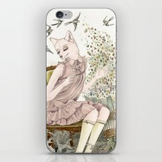 Enchanted Fox iPhone & iPod Skin