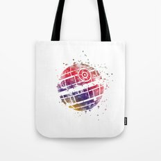 Star . Wars Death Star Tote Bag