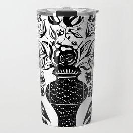 Old portuguese decorative tiles Travel Mug