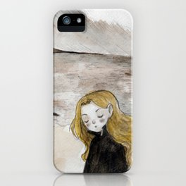 At the Sea iPhone Case
