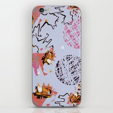 States of Wherever iPhone & iPod Skin