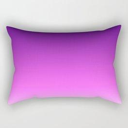 Violet Fade Rectangular Pillow
