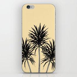 Palm Trees - Cali Summer Vibes #6 #decor #art #society6 iPhone Skin