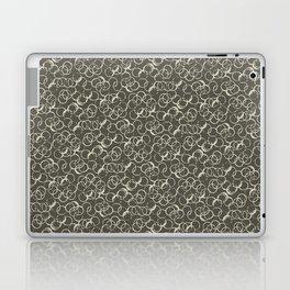 Bubbles   Dark Laptop & iPad Skin