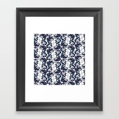 Minoan Ladies I Framed Art Print