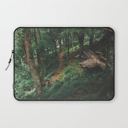 Fairytale Forest, Isle Of Mull Laptop Sleeve