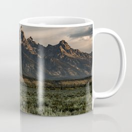 Teton Morning Coffee Mug