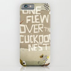 one flew over the cuckoos nest iPhone 6s Slim Case