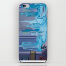 The Hollow iPhone Skin