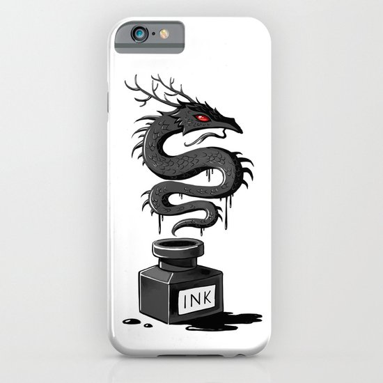 Ink Dragon iPhone & iPod Case