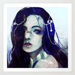 The Mistress Art Print