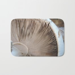 TEXTURES -- Mushroom Uprooted Bath Mat