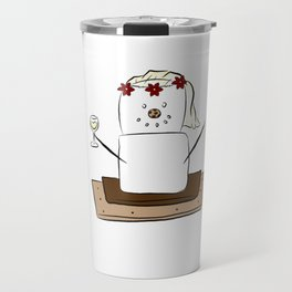 S'mores Bride Travel Mug