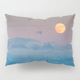 Full super moon December 2017 Pillow Sham