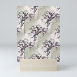 Cherubs & Clockwork Hearts Mini Art Print