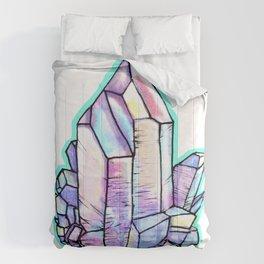Quartz Crystal Comforters