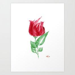 Simple beauty! Art Print