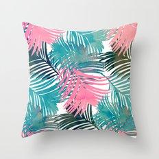 Pattern Jungle Throw Pillow
