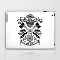LUMBERJACK Laptop & iPad Skin