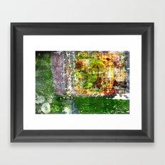 °Origin^ Framed Art Print