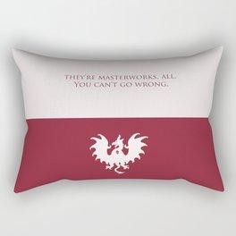 Dragon's Dogma - Masterworks, All Rectangular Pillow