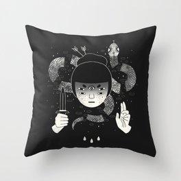 Sacrifice Throw Pillow