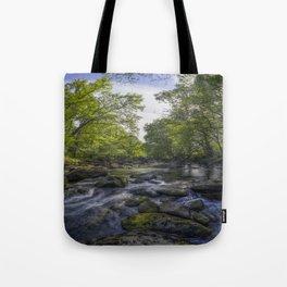 Summer River Tote Bag