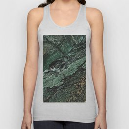 Forest Textures Unisex Tank Top