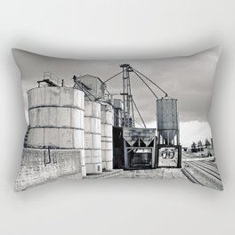 Industrial depot Rectangular Pillow