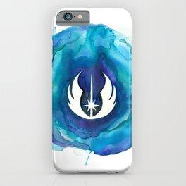 Star Wars Jedi Watercolor iPhone Case