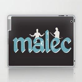 Malec | Shadowhunters Laptop & iPad Skin