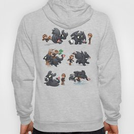 How Not to Train Your Dragon Hoody