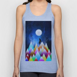 JOY NIGHT Unisex Tank Top