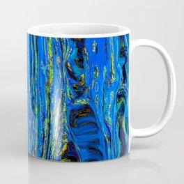 blue flow Coffee Mug