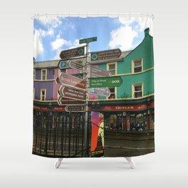 Kenmare, Ireland Shower Curtain