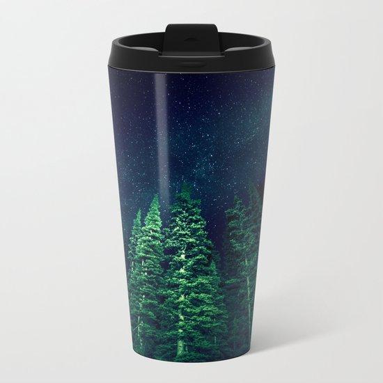 Star Signal Metal Travel Mug