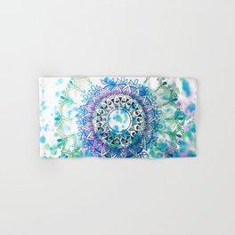Mandala Splash Hand & Bath Towel