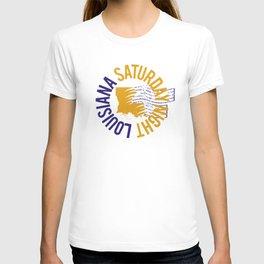 Louisiana Saturday Night T-shirt