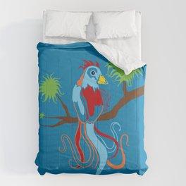 Tropical Bird Comforters