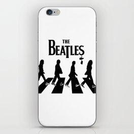 Abbey Road Retro iPhone Skin