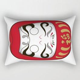 Daruma Rectangular Pillow