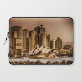Sydney Cityscape Laptop Sleeve